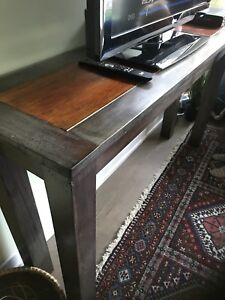 Large tv stand / side table