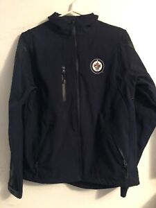 Winnipeg Jets Men s Small Fall Spring Jacket 3c800168d