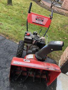 snowblower repair and tuneup 4167108858