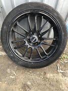 """17"""" 4 Stud King Rims Glamorgan Vale Ipswich City Preview"""