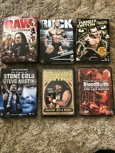 Wrestling dvd sets