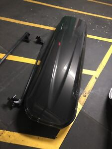 Thule pulse alpine convoy roof box