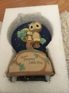 Brand new in box- precious moments musical-baby
