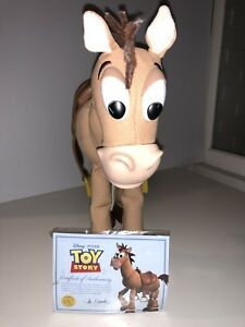 Toy Story 1 Bullseye Doll with sounds and music