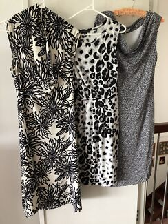 Designer dresses size 12 (3 for $60)