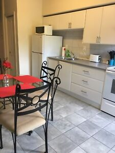 Furnished short term rental in the heart of Hamilton