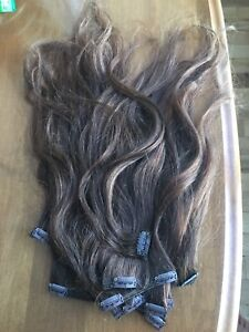 Rallonges cheveux humain AB EXTENTION 100$