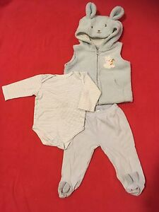 3-6 months boy outfit