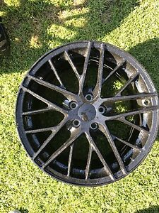 20inch Black rims Cranbourne Casey Area Preview