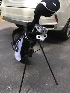 Youth 10-12 left hand golf clubs