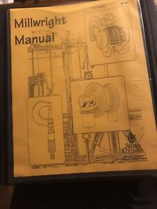 Industrial Mechanics / Millwrights books