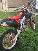 2009 Honda CRF450X Yanchep Wanneroo Area Preview