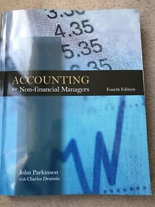 Accounting for Non-Financial Managers 4th Ed