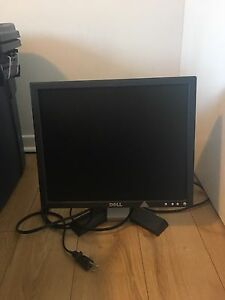 "17"" LCD DELL monitor E176FPf"