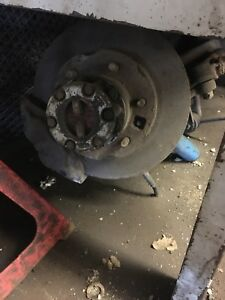 1985 Toyota truck solid axle