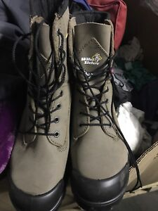 Wild sider safety shoes