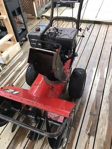 Heavy Duty Simpsons 8/26 Snowblower