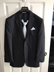 Suit from Collins Formalwear