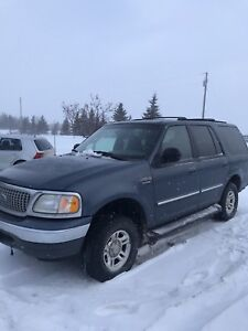 REDUCED 1999 Ford Expedition LOW KM