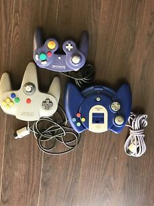 Game cube, Nintendo and intel controllers