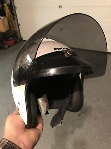 Child/Kids Snowmobile/ATB Helmet with face shield