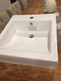 Bathroom Sinks Joondalup seima ceramic utility sink 45 litres | other home & garden