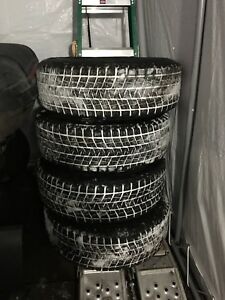 f150 rims with winter tires 90% tread remaining