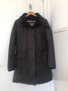 Nobis Long Down Jacket
