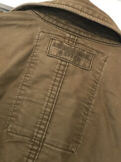 Abercrombie & Fitch military style jacket