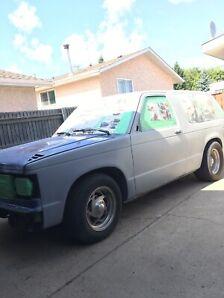 1983 s10 Blazer 350 swapped