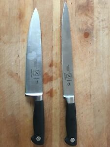 Mercer Chef knife and Carving knife