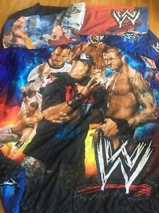 WWE bedding