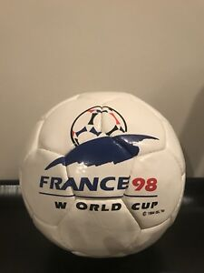 France 98 World Cup Soccer Ball