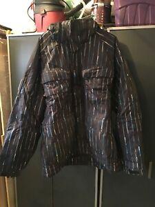 Ripzone trilogy snowboard jacket XXL