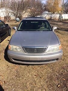 NEED GONE! 1998 Acura 3.5 RL