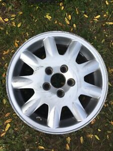 "4 mags 15"" OEM VOLVO S60"