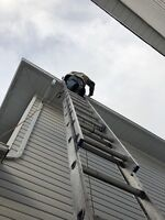 Last Chance For Eavestrough Cleaning &Repair And Snow Clearing