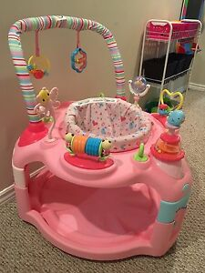 Bright Starts Exersaucer - Amazing Condition!