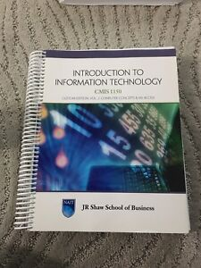 NAIT Introduction to information technology textbook