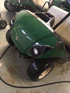 Yamaha Golf Cart Utility