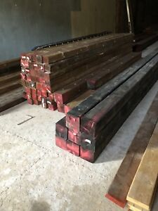 Lumber tacking fencing new material