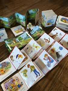 40 hard cover Winnie the Pooh book collection.