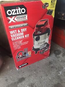 Wet and dry battery vacuum BNIB Mittagong Bowral Area Preview