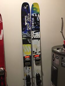 ON3P Billy goat skis 191cm w/marker lords