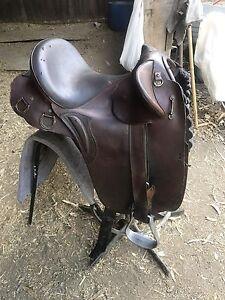 James saddlery stock saddle Santa mark 2 Maitland Maitland Area Preview