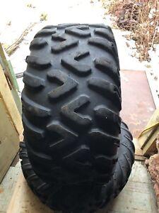 """12"""" ATV Tires fourwheeler"""