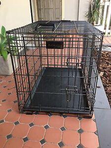 Animates premium 2 door dog training crate Leichhardt Leichhardt Area Preview