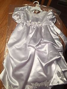 Baptism Dress - XL/size 2