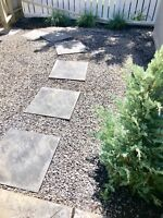 Tree Installations, Stone Hardscape & Bobcat Services