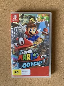 super mario odyssey | Video Games | Gumtree Australia Free Local